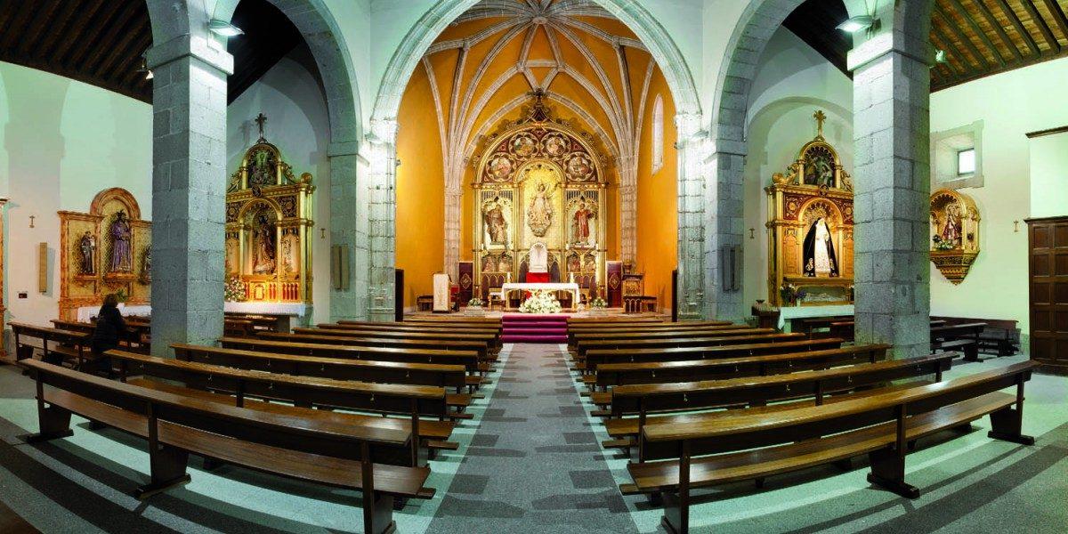 Parroquia Galapagar Nuestra Señora de la Asunción